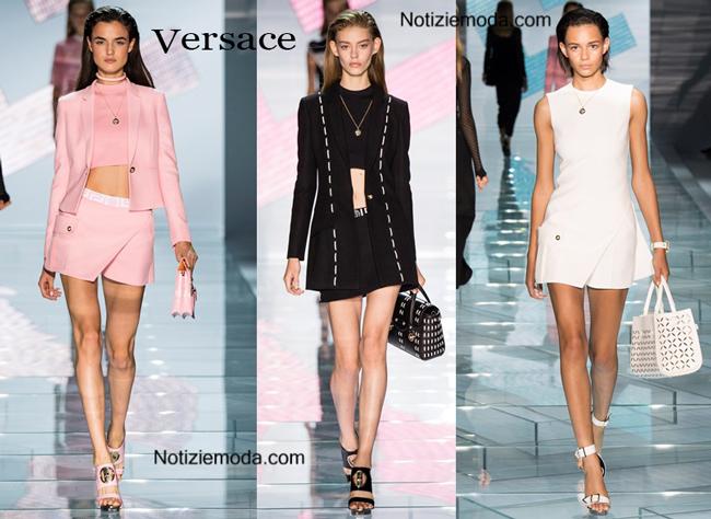 Borse Versace primavera estate donna