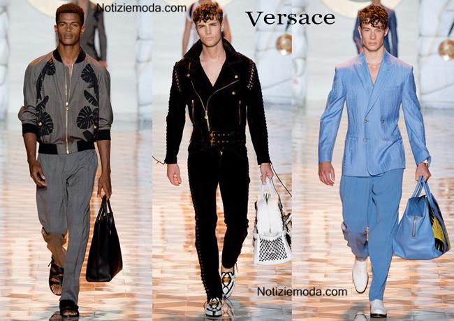 Borse Versace primavera estate uomo