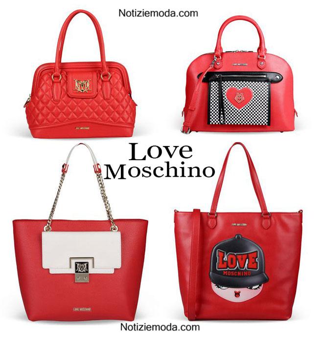 Collezione Love Moschino primavera estate 2015