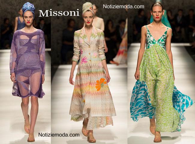 5af7d902de6c Collezione Missoni primavera estate 2015 donna