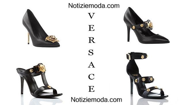 Collezione Versace primavera estate donna 2015