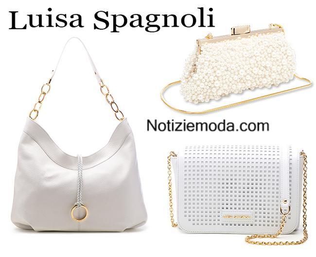 Handbags Luisa Spagnoli primavera estate donna