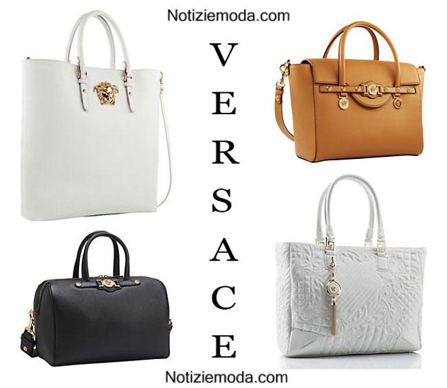 Handbags Versace primavera estate 2015