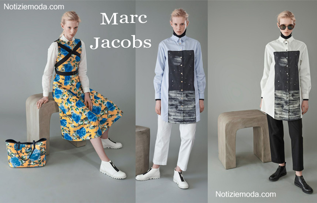 Lookbook Marc Jacobs primavera estate donna