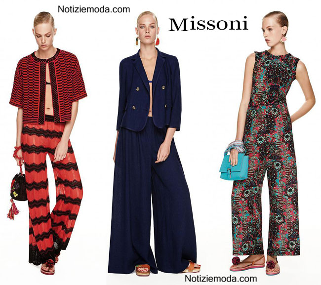 Lookbook Missoni primavera estate 2015 donna