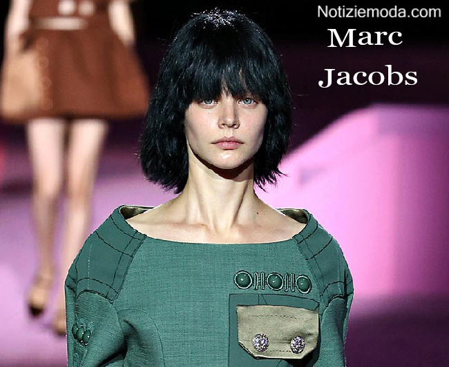 Makeup Marc Jacobs primavera estate moda donna