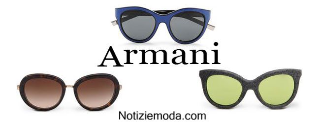 Montature Armani primavera estate 2015 donna