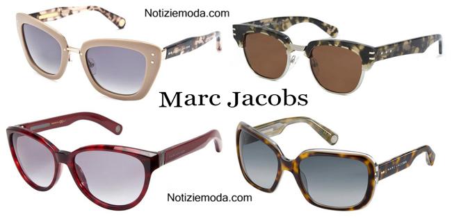 Montature Marc Jacobs primavera estate donna