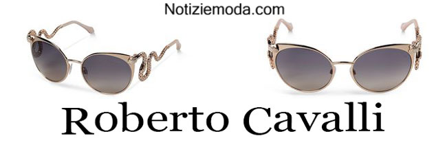 Montature Roberto Cavalli primavera estate 2015 donna