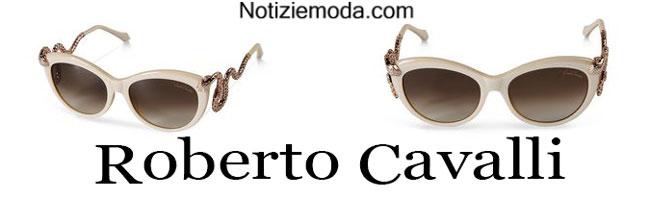 Occhiali da donna Roberto Cavalli accessori 2015