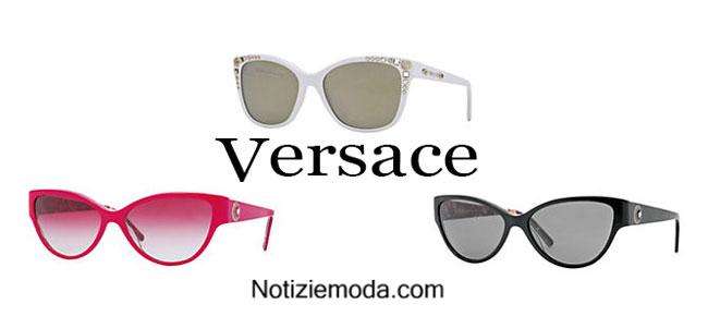 Occhiali da sole Versace primavera estate 2015