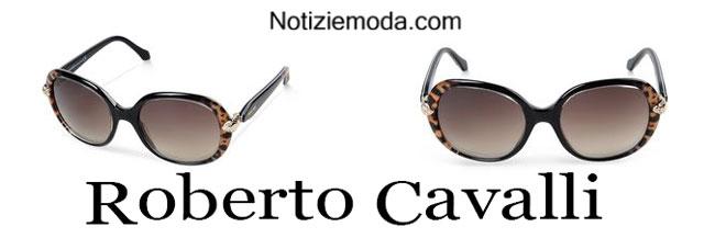 Occhiali Roberto Cavalli accessori primavera estate2015