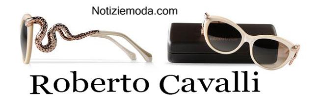 Occhiali Roberto Cavalli primavera estate 2015