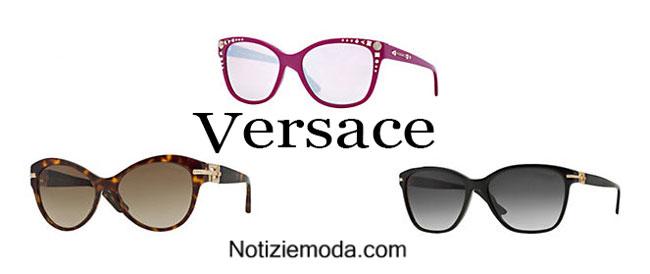 Occhiali Versace accessori primavera estate 2015