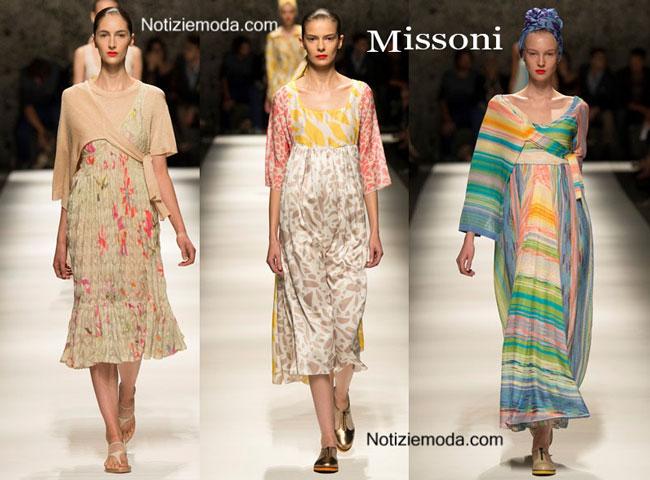 Scarpe Missoni primavera estate 2015 donna
