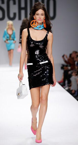 Scarpe Moschino primavera estate moda donna
