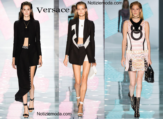 Scarpe Versace primavera estate donna