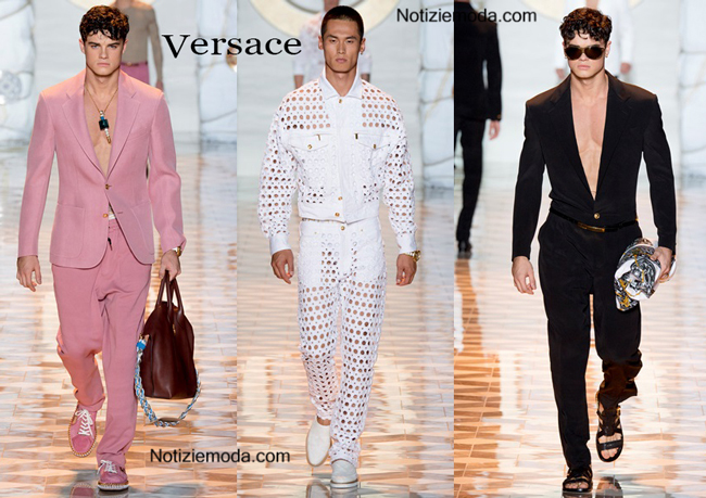 Scarpe Versace primavera estate uomo