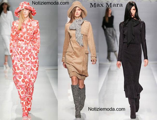 100% top quality shopping promo codes Sfilata Max Mara primavera estate 2015 donna