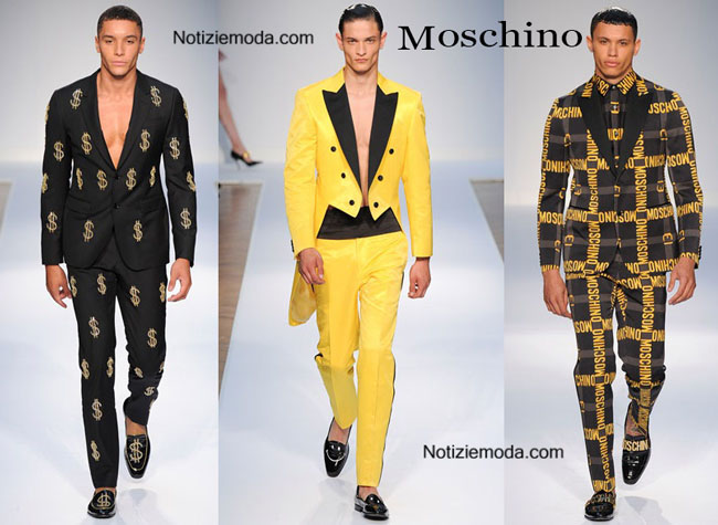 Sfilata Moschino uomo primavera estate 2015
