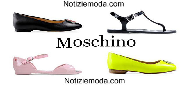 Shoes Love Moschino primavera estate 2015