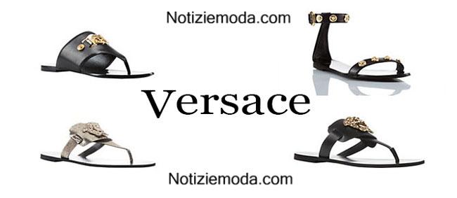 Ultimi arrivi scarpe Versace donna 2015