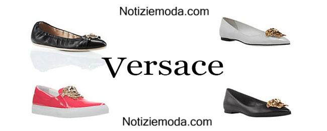 Ultimi modelli Versace primavera estate 2015