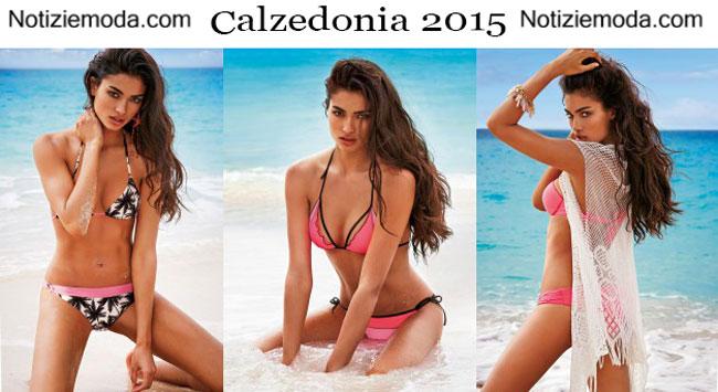 Abbigliamento Calzedonia moda mare 2015