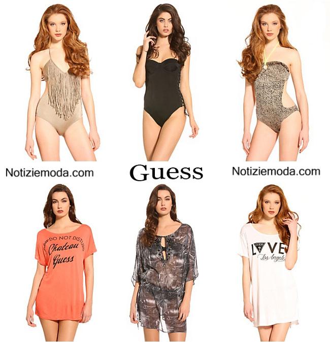 Abbigliamento Guess moda mare 2015