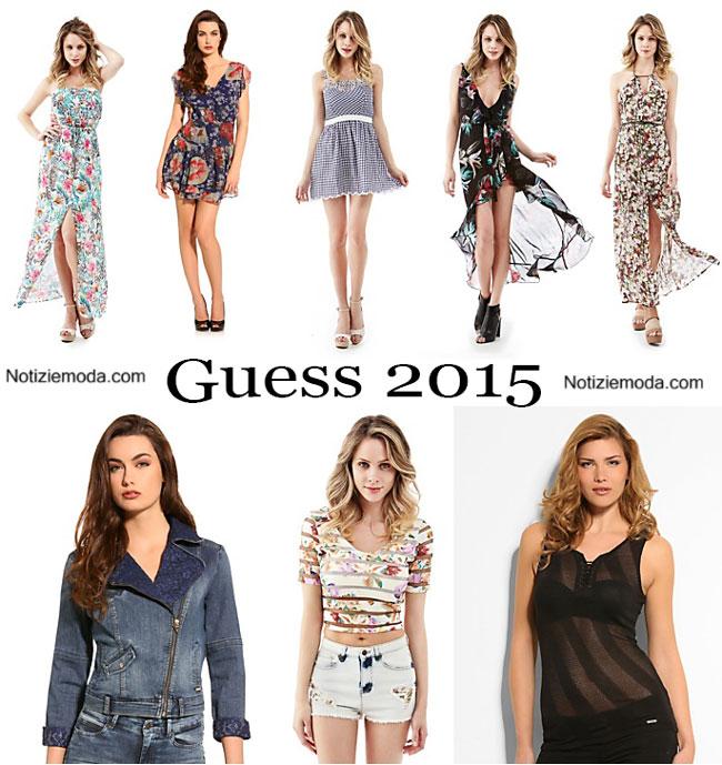 new products 84a58 f0d5b Abbigliamento Guess primavera estate 2015 donna