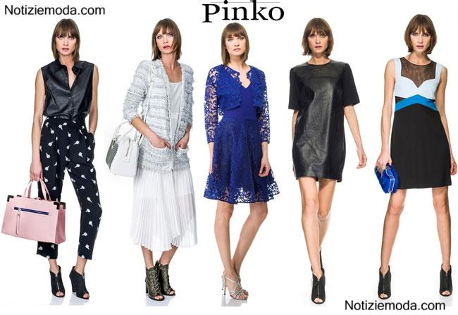 new product 6d2f9 1f90c Abbigliamento Pinko primavera estate 2015 donna