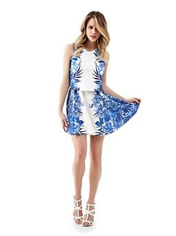 outlet store ed24e 05d12 Abiti Guess donna primavera estate
