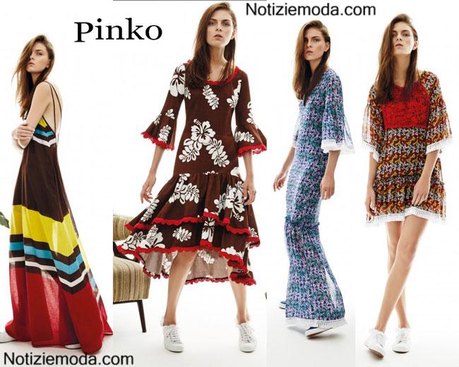 new product 2f78e 85ddd Abbigliamento Pinko primavera estate 2015 donna