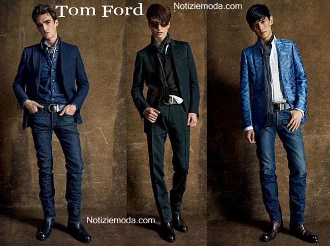 Abiti Tom Ford primavera estate 2015 uomo