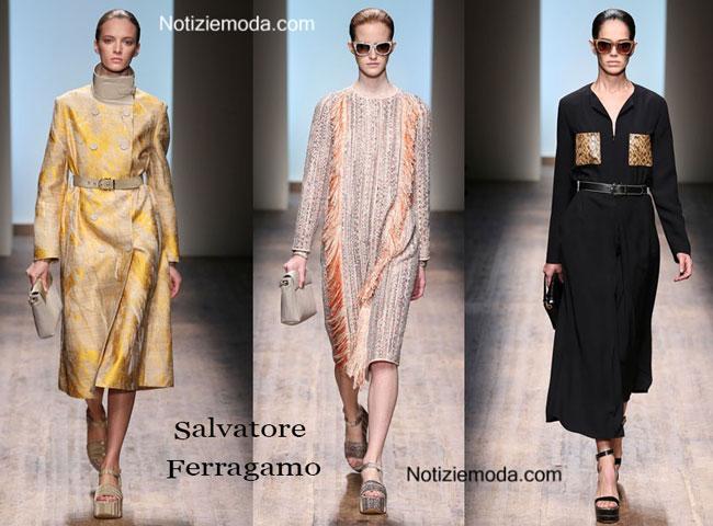 Accessori abbigliamento Salvatore Ferragamo 2015