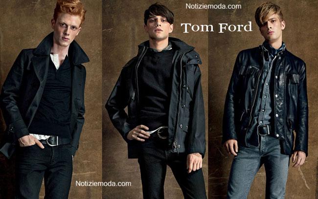 Accessori abbigliamento Tom Ford 2015