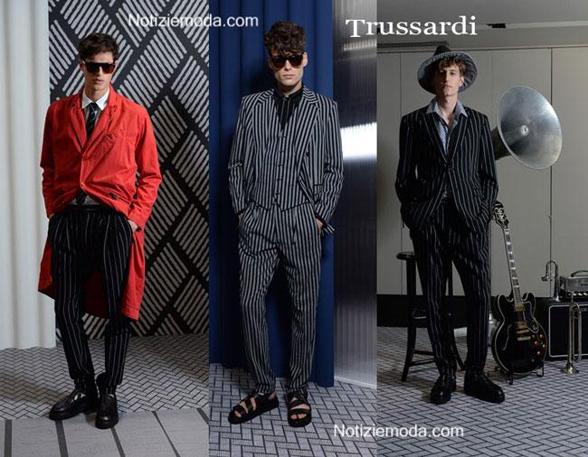 Accessori abbigliamento Trussardi 2015
