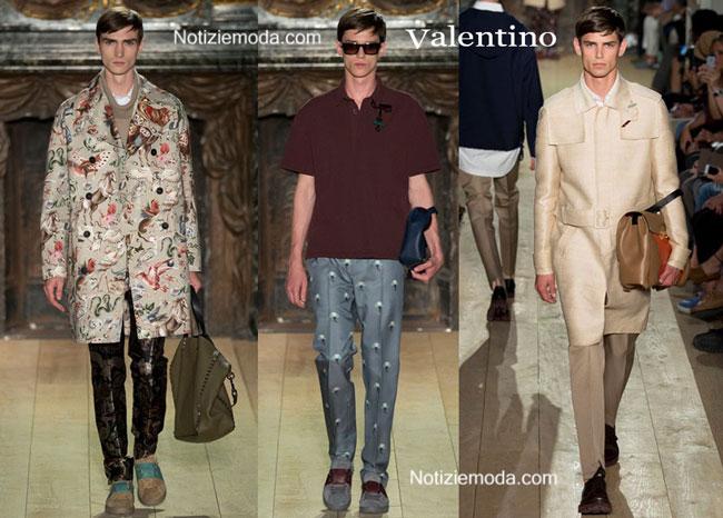 Accessori abbigliamento Valentino 2015
