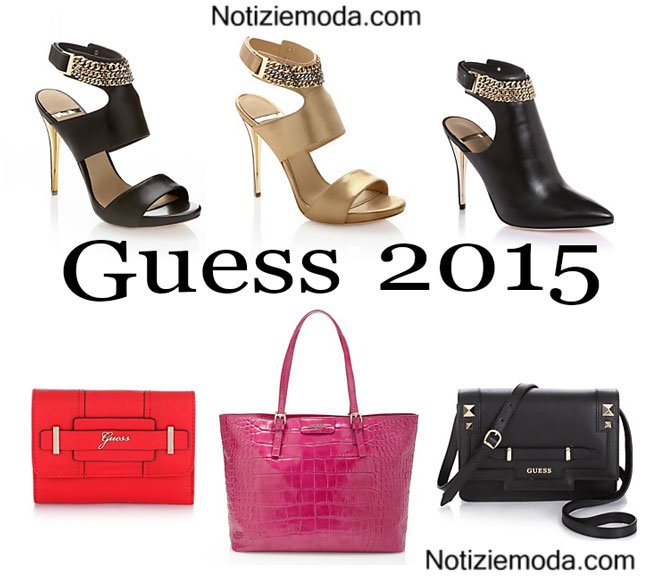 Accessori Guess primavera estate 2015