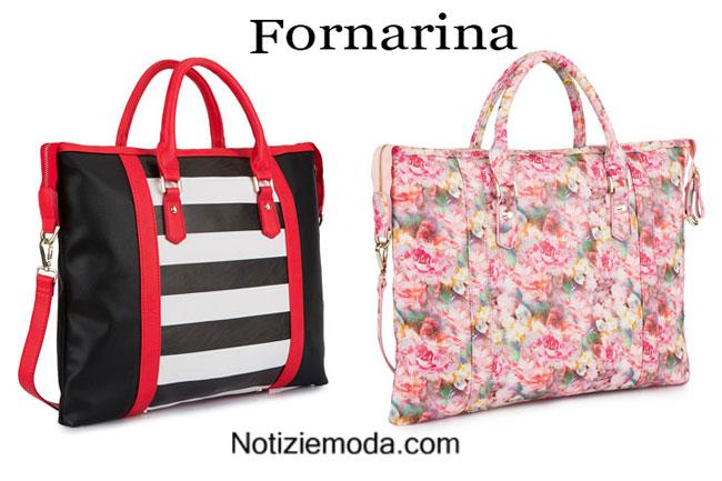 Bags Fornarina primavera estate 2015 donna