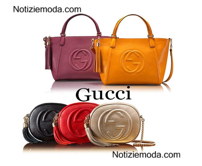 Bags Gucci primavera estate 2015 donna