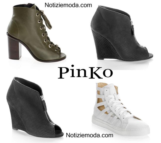 Boots  Pinko calzature primavera estate 2015