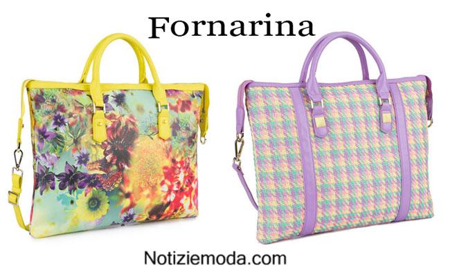 Borse Fornarina primavera estate 2015 donna