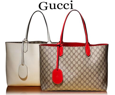 limpido in vista scarpe casual grande sconto per Borse Gucci donna primavera estate 2015 moda