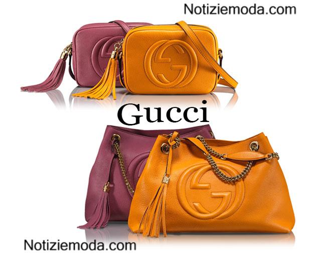 Borse Gucci primavera estate 2015 donna