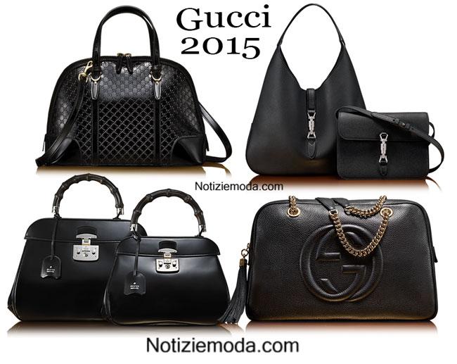 Borse Gucci primavera estate 2015 moda donna 1436d77d0b99