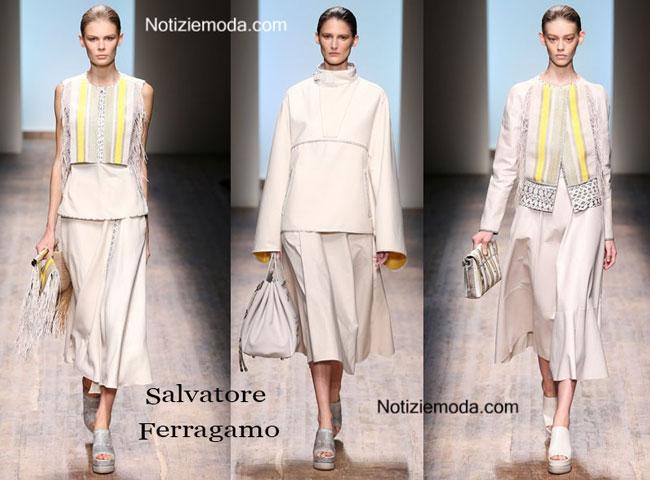 Borse Salvatore Ferragamo primavera estate 2015 donna