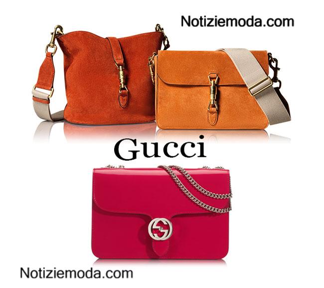 Collezione Gucci primavera estate 2015