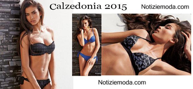 Collezione moda mare Calzedonia estate 2015