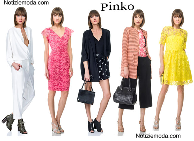 new product a697b 9df49 Abbigliamento Pinko primavera estate 2015 donna